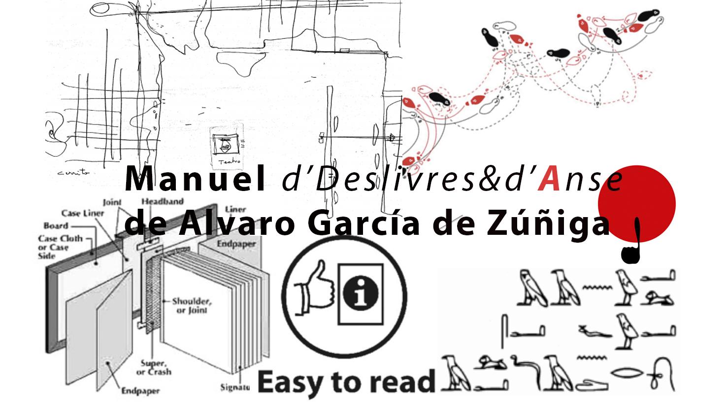 Manuel d'Deslivres&d'Anse de 23 de Abril, de Cervantes, de Shakespeare, dos Livros… e de Alvaro García de Zúñiga